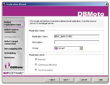 HiT DBMoto | Data Replication | CDC | Hong Kong | Change Data